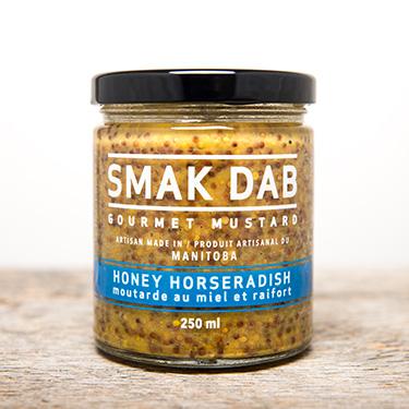 Smak-Dab-Mustard-Honey-Horseradish